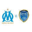 Match Olympique de Marseille - ESTAC Troyes