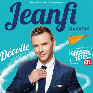 """Jeanfi Janssens """"Jeanfi Décolle"""""""