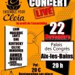 CONCERT LIVE - ENSEMBLE POUR CLEIA à AIX-LES-BAINS @ CENTRE DES CONGRES NN - Billets & Places