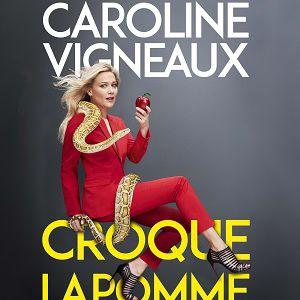 CAROLINE VIGNEAUX - CROQUE LA POMME @ Le Palais Des Glaces - Paris
