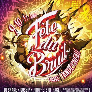 Fete Du Bruit Dans Landerneau - Samedi