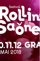 FESTIVAL ROLLING SAONE 2018 - PASS 3 JOURS