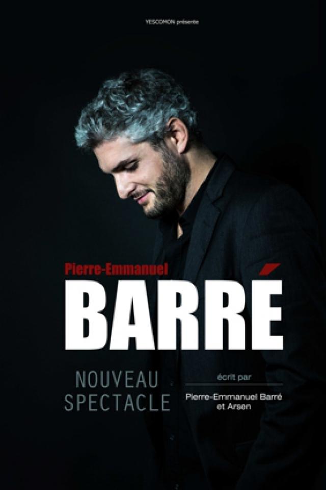 PIERRE EMMANUEL BARRE @ Hermione - Saint Brieuc