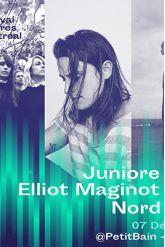 JUNIORE + ELLIOT MAGINOT + NORD