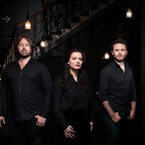 "Elina DUNI / David ENHCO / Marc PERRENOUD ""Aksham"" Quintet @ Sunside - Paris"