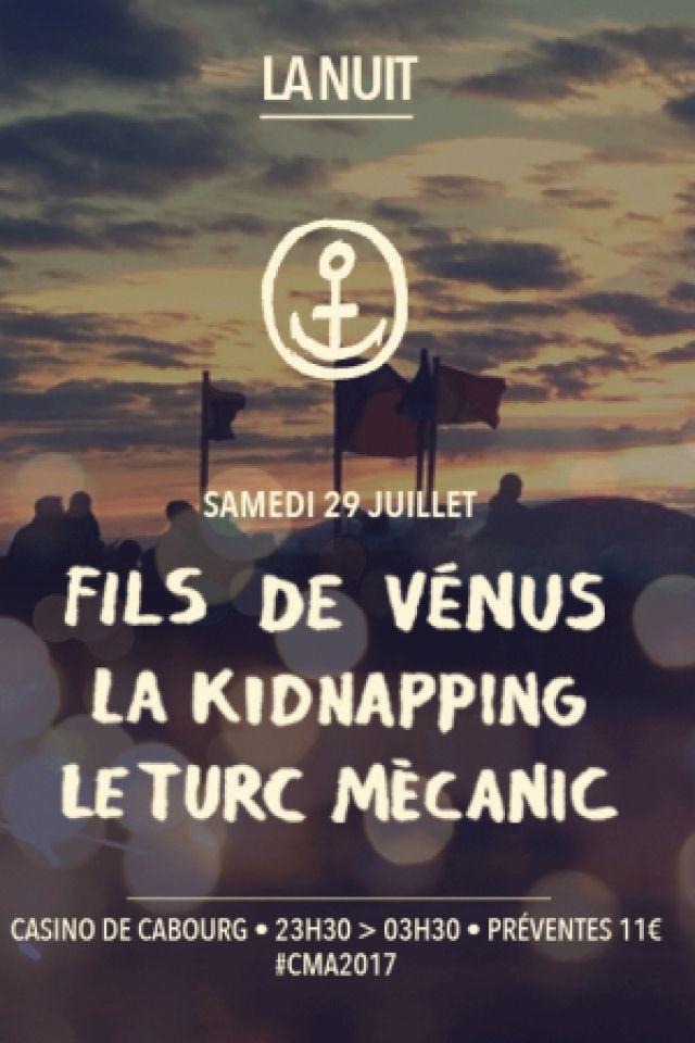 Cabourg, Mon Amour : La Nuit #2 @ Casino de Cabourg - CABOURG