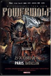 Concert POWERWOLF