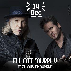 Elliott Murphy Usa Feat. Olivier Durand - H-Burns