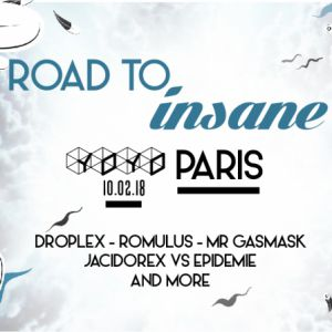 Road To Insane Festival @ Palais de Tokyo Paris  - PARIS