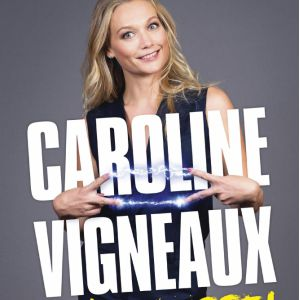 Caroline Vigneaux Croque La Pomme