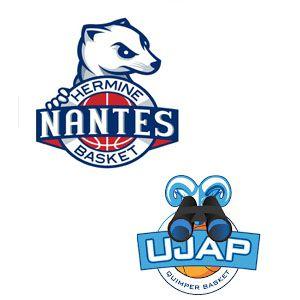 NANTES - QUIMPER @ Complexe Sportif Mangin Beaulieu - NANTES