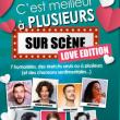 Spectacle C'EST MEILLEUR À PLUSIEURS - L'AMOUR AVEC UN GRAND H