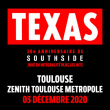 Concert TEXAS à Toulouse @ ZENITH TOULOUSE METROPOLE - Billets & Places