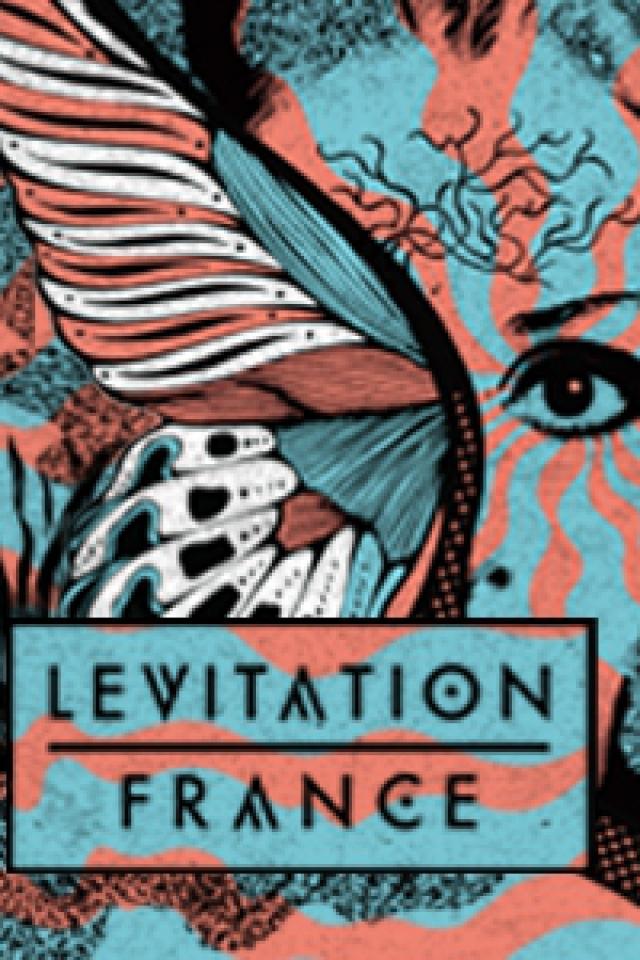 LEVITATION FRANCE - VENDREDI @ ANGERS - LE QUAI - ANGERS