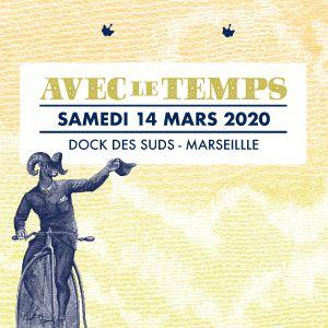 Festival Avec Le Temps : Vladimir Cauchemar + Jok'air + Yseult