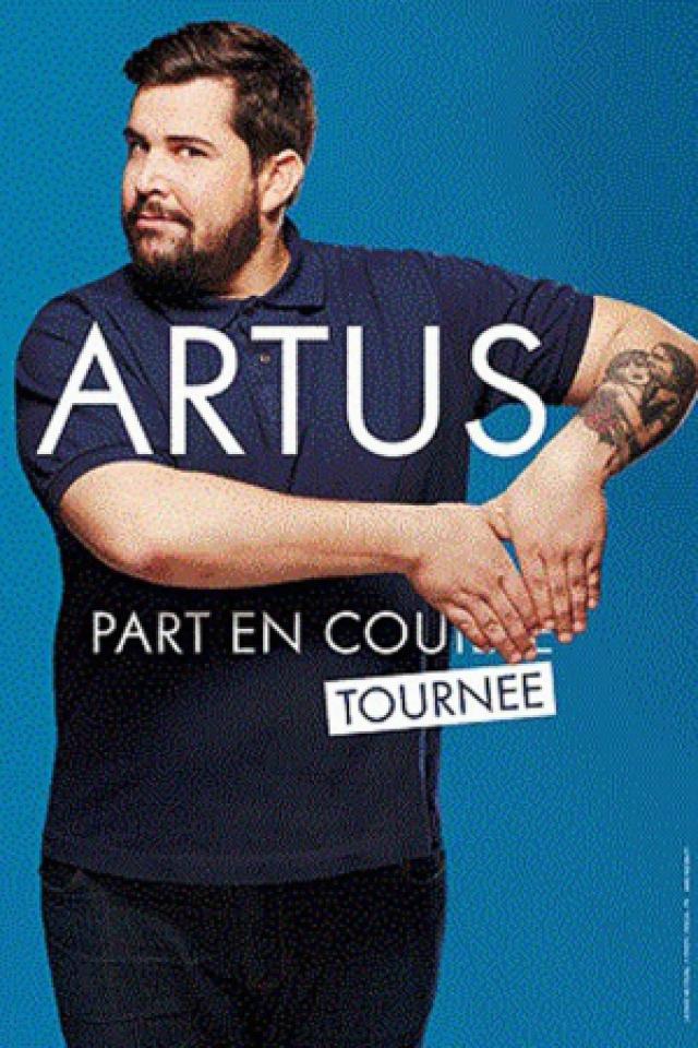 ARTUS @ Le Quattro - GAP