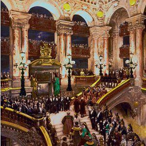 Visite Le Palais-Garnier, Légendes Et Sortilèges, Par M Lhéritier