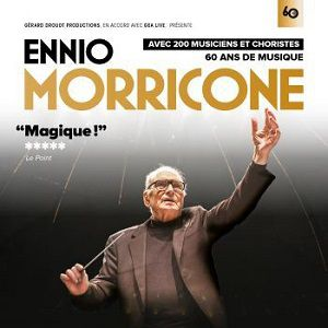 ENNIO MORRICONE @ ACCORHOTELS ARENA - PARIS