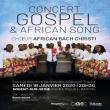 Concert GOSPEL & AFRICAN SONGS