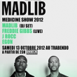 Soirée FREE YOUR FUNK : MADLIB MEDICINE SHOW à Paris @ Le Trabendo - Billets & Places
