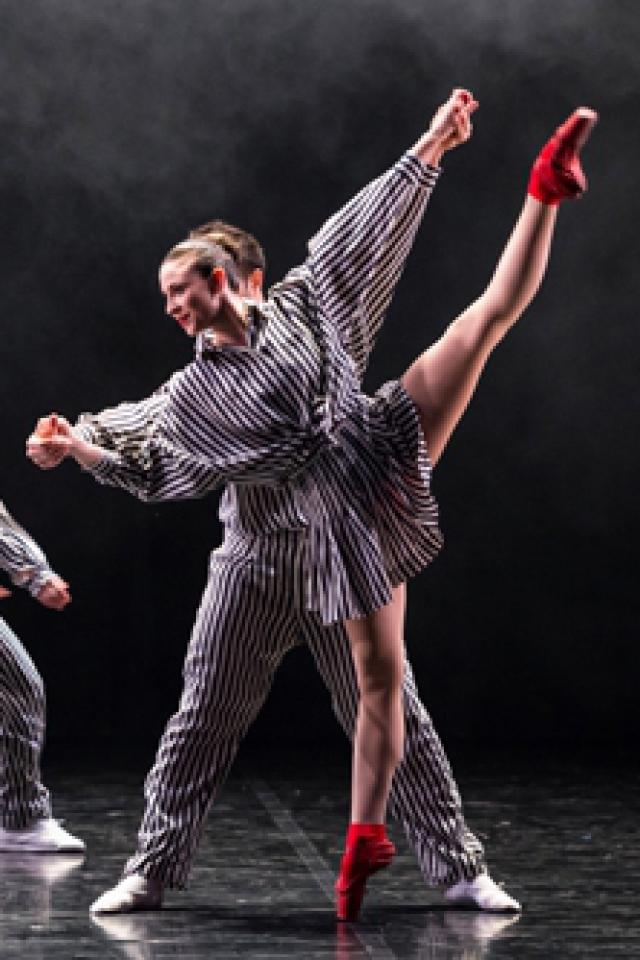 Ballet de Lorraine @ Gare du Midi - Biarritz