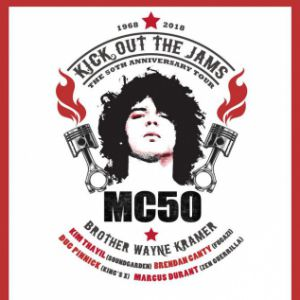 MC50 @ ELYSEE MONTMARTRE - PARIS