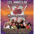 Concert LES ANNEES 80 A GRENOBLE