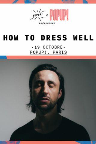Billets How to dress well - Pop-Up!