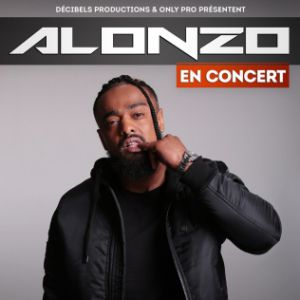 Billets ALONZO - Zénith Paris La Villette