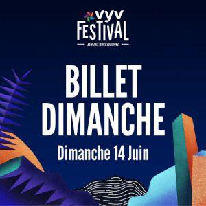 Vyv Festival 2020 - Dimanche 14 Juin - J2