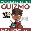 GUIZMO EN CONCERT à TOULOUSE @ LE METRONUM - Billets & Places