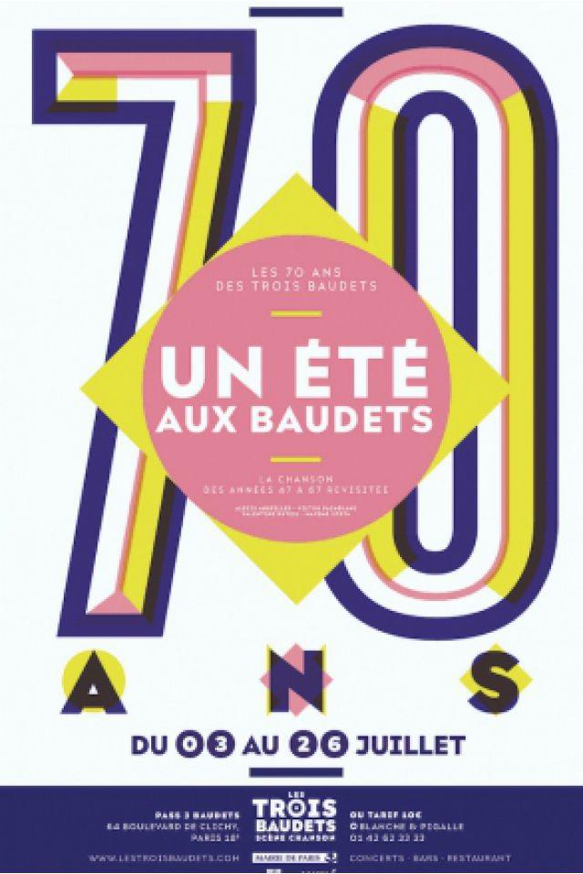 UN ÉTÉ AUX BAUDETS @ Les Trois Baudets - Paris