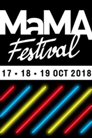 Billets MaMA Festival 2018 - Mercredi - Pigalle-Montmartre
