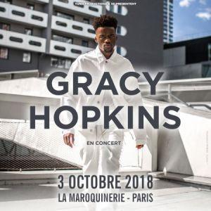 GRACY HOPKINS @ La Maroquinerie - PARIS