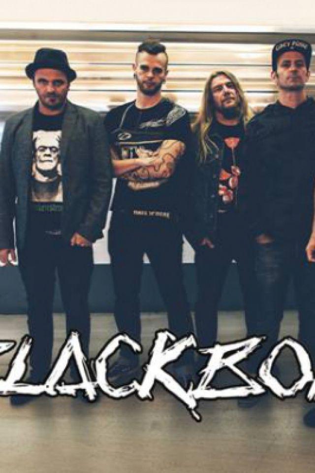 Black Bomb A + Jasta (Hatebreed) @ Le Ferrailleur - Nantes