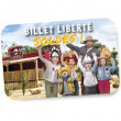Le Billet Liberté 2019 - SOLDES à ERMENONVILLE @ Impasse Mer de Sable - Billets & Places