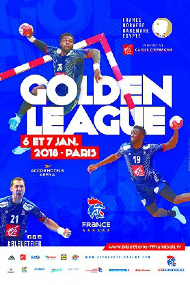 GOLDEN LEAGUE MASCULINE 2018 @ ACCORHOTELS ARENA - PARIS 12