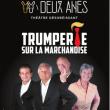Théâtre LES CHANSONNIERS DES 2 ANES à SAUSHEIM @ Espace Dollfus & Noack - Billets & Places