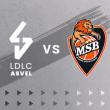 Match LDLC ASVEL - LE MANS à Villeurbanne @ Astroballe - Billets & Places