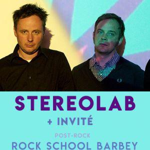 Stereolab + Invité