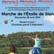 MARCHE DE L'ETOILE DE SION - DEPART TOUL @ Toul - Parking de la Michonnette - Billets & Places