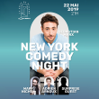 Spectacle NEW YORK COMEDY NIGHT