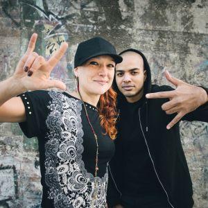 LAËTY TUAL & RADIKAL MC + PREMIERE VIBRATION @ L'AERONEF - LILLE