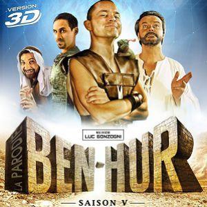 """""""BEN HUR"""" LA PARODIE @ Le Rouge Gorge - AVIGNON"""