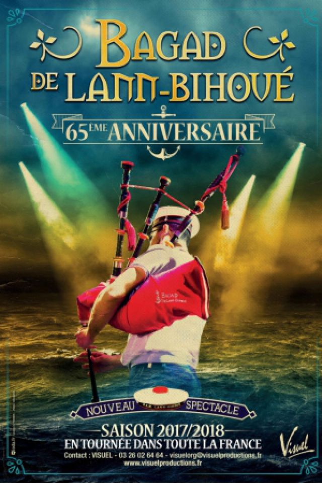 LE BAGAD DE LANN BIHOUE @ Théatre Casino Barrière - Enghien Les Bains