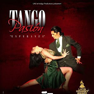 Spectacle TANGO PASION