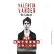 Concert VALENTIN VANDER à Paris @ Les Trois Baudets - Billets & Places
