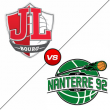 Match JL BOURG vs NANTERRE à BOURG EN BRESSE @ EKINOX - Billets & Places