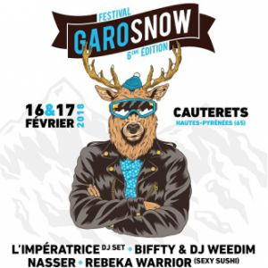 GAROSNOW PART #2 - Pass 2 Jours @ Royalty - CAUTERETS