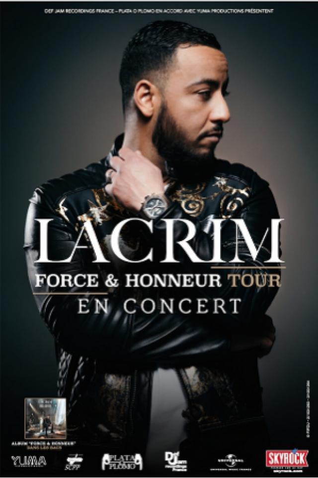 Concert LACRIM à Marseille @ Le Dôme - Billets & Places